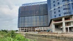 """Ai """"chống lưng"""" cho dự án Marina Tower lấn rạch nghiêm trọng ở Bình Dương?"""