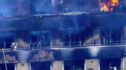 Xưởng phim Kyoto Animation bị đốt: Lửa trùm các nạn nhân tháo chạy, 33 người thiệt mạng