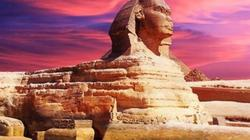 Phát hiện lối vào ít ai ngờ đến trên tượng Nhân sư Ai Cập