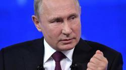 Putin bất ngờ tuyên bố về Ukraine
