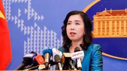 Việt Nam yêu cầu Trung Quốc chấm dứt vi phạm chủ quyền