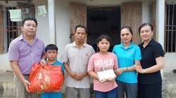 Báo Dân Việt trao tiền bạn đọc hỗ trợ 3 hoàn cảnh khó khăn ở Ninh Bình