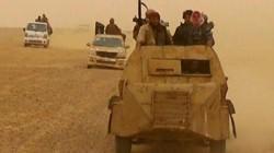Đại chiến Syria: IS phục kích, giết hại nhiều binh sĩ Syria