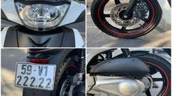 SỐC: Vua tay ga Honda SH 150 nhập từ Ý, biển ngũ quý giá hơn nửa tỷ
