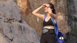 Hoa hậu Mỹ Linh bị chê vô dụng, ỷ lại vào đồng đội tại Cuộc đua kỳ thú 2019