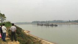 Khai thác cát ngoài ranh giới, Thái Sơn E&C bị phạt 100 triệu đồng