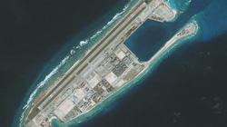 Mỹ lên án Trung Quốc phá hoại an ninh ở Biển Đông