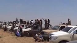 Sốc: Mỹ bị tố triển khai 65 vạn khủng bố tới biên giới Iraq-Syria
