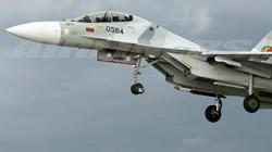 Su-30 của Venezuela 'đuổi theo ráo riết' máy bay trinh sát Mỹ EP-3