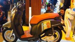 Cận cảnh xe ga mới Honda Scoopy i đặc biệt siêu đẹp cho nữ sinh