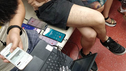 Lần đầu tiên Huawei Mate 30 Pro xuất hiện trước công chúng