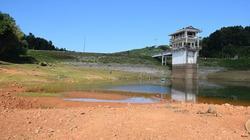 """Quảng Nam khô khát: Dân """"đói"""" nước, hồ chứa thủy điện khó vận hành"""