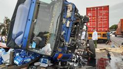 Xe tải đè chết 5 người ở Hải Dương chạy tốc độ bao nhiêu?