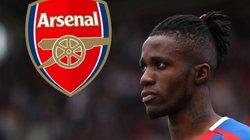 NÓNG: Arsenal phá kỷ lục chuyển nhượng, hỏi mua Zaha lần 2