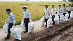 Cùng nông dân bảo vệ môi trường: Sạch nhà, sạch đồng, sống khỏe