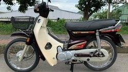 Ngắm Honda Dream đời 1998 giá hơn 200 triệu đồng của dân chơi Đồng Nai