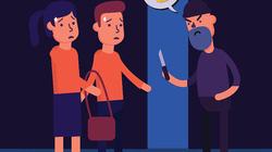 Kế sách khi đối mặt với cướp ai cũng cần nhớ