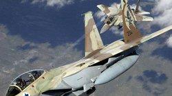 Máy bay Israel bất ngờ không kích Syria, nhiều dân thường thiệt mạng