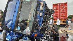 Tạm giữ tài xế xe tải đè chết 5 người trên quốc lộ