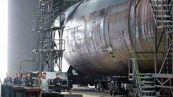 Tàu ngầm mới của Triều Tiên có thể phóng tên lửa đạn đạo hạt nhân?