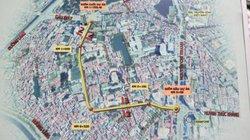 Ảnh, clip: Chờ 15 năm để triển khai xây dựng đường trăm tỷ ở Hà Nội