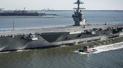 Vì sao không kẻ thù nào dám đánh chìm tàu sân bay Mỹ sau Thế chiến 2?