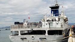 Khám phá tàu huấn luyện Kojima Nhật Bản đến thăm Đà Nẵng