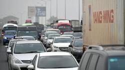 Đề xuất thu phí phương tiện: Hà Nội ùn tắc không phải lỗi của dân