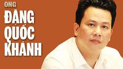 Ông Đặng Quốc Khánh được phê chuẩn miễn nhiệm Chủ tịch tỉnh Hà Tĩnh