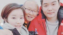 Vì sao HLV Park Hang-seo ngăn cấm con trai theo nghiệp bóng đá?