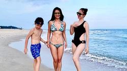 """Sắp chạm tuổi 50, Hồng Nhung vẫn """"chinh phục"""" thành công bikini"""