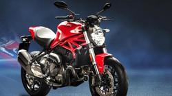 Mô tô Ducati chính hãng bán trên Adayroi