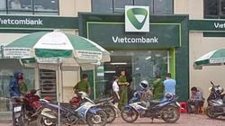 """Vietcombank thông tin về sự việc """"nổ súng"""" cướp tại chi nhánh Nghi Sơn"""