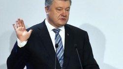 Cựu Tổng thống Ukraine Poroshenko bị tấn công ở Kiev