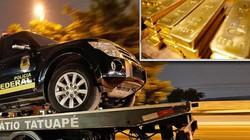 Vụ cướp táo tợn chưa từng thấy ở Brazil: Vào sân bay lấy gần 1 tấn vàng và kim loại quý