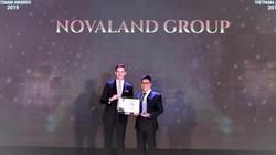 """Novaland là """"Nhà phát triển dự án bất động sản tốt nhất Việt Nam 2019"""""""