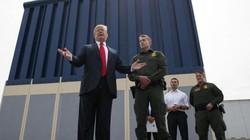 Ông Trump bất ngờ có 2,5 tỉ USD xây tường biên giới