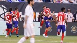 """Đốt"" hơn 300 triệu euro mua 6 tân binh, Real Madrid vẫn thua thảm Atletico Madrid"