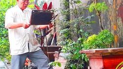 """LẠ: Thương binh 40 năm """"luyện"""" ong rừng làm mật ở Vân Đồn"""