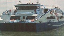 TP.HCM đi Vũng Tàu bằng phà biển chỉ mất 30 phút