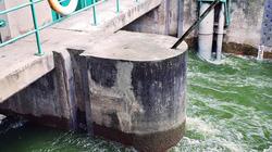 Xả nước hồ Tây ra sông Tô Lịch báo trước 15 phút có đúng quy trình?
