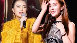 Hoàng Thuỳ Linh đọ sắc mỹ nhân xứ Hàn từng bị la ó ở chợ Bến Thành