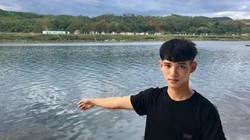 Nam sinh phụ hồ cứu bé trai gần chìm dưới sông: Học sơ cứu qua tivi