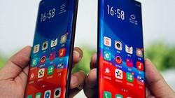Oppo phô diễn smartphone màn hình thác nước đẹp miễn chê