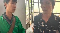 Vụ tài xế GrabBike bị cướp kề dao vào cổ: Một mình tước dao, quật ngã tên cướp