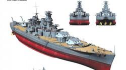 """5 chiến hạm uy lực bậc nhất thế giới nhưng... chỉ để """"làm cảnh"""""""