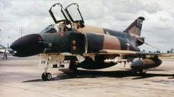 Vì sao trong số chiến lợi phẩm của Quân đội Việt Nam không có tiêm kích F-4?
