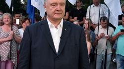 Cựu Tổng thống Poroshenko đã rời khỏi Ukraine
