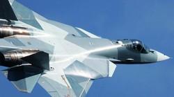 Nóng quân sự: Sức mạnh khủng khiếp của tiêm kích Su-57