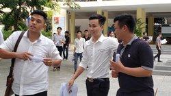 Phúc khảo bài thi THPT Quốc gia ở Đà Nẵng: Từ 2,75 điểm lên 7 điểm